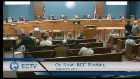 The Board of County Commissioners allows any person to speak regarding an  item on the Agenda.